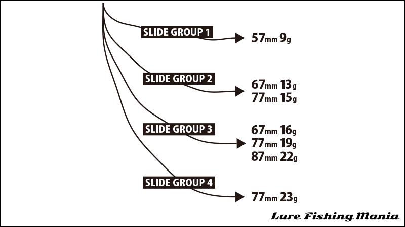 M.T.レイクスのスライドアングルイメージ