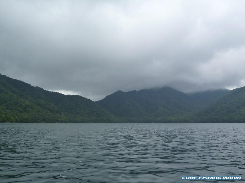 午前中とは違い、段々と雲が出てきて良い雰囲気に