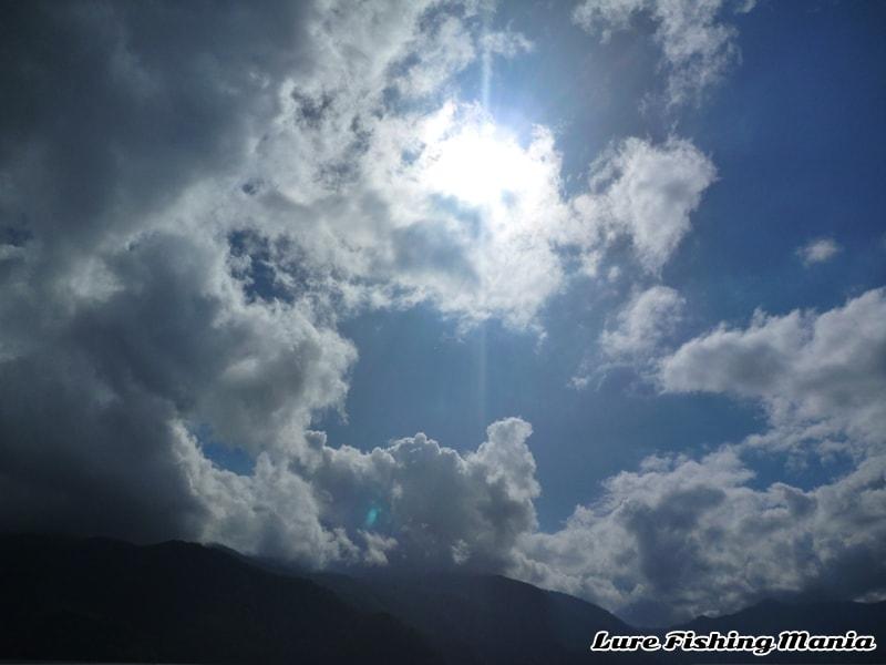 午後の中禅寺湖も良い天気