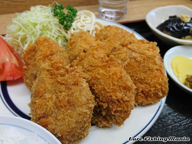 史上最強のトンカツと名高い、とんかつ浅井さんのヒレカツ定食