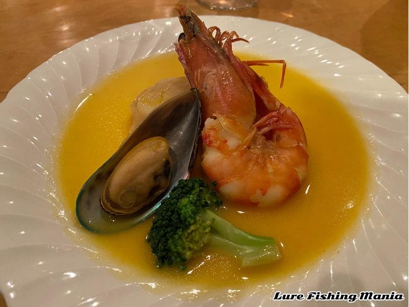 コタンさんの洋食ディナー1