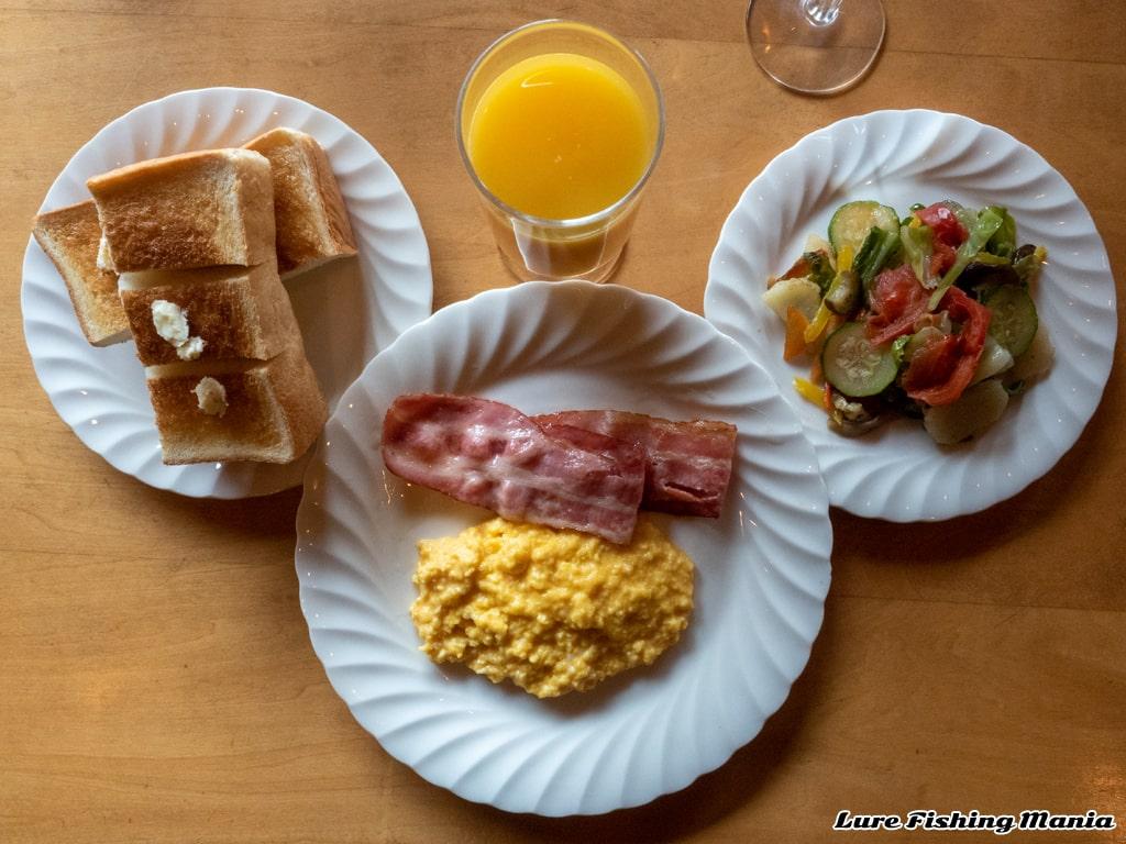 コタンの美味しい朝食