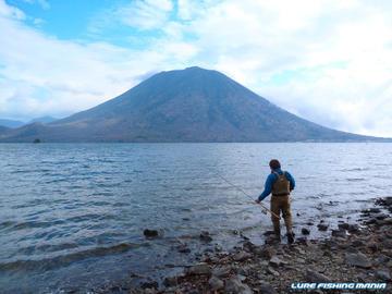 中禅寺湖 2010年第2戦目