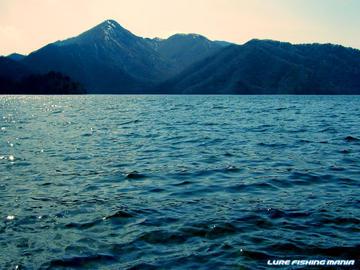 中禅寺湖 2010年第1戦目