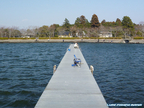 東山湖フィッシングエリア 2013年第1戦目