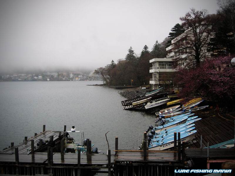 中禅寺湖 2009年第3戦目