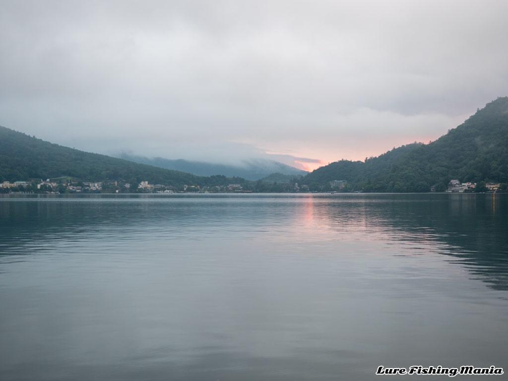 中禅寺湖 2021年第9戦目